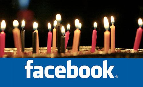 Facebook Birthday Video ¡llegó tu día!